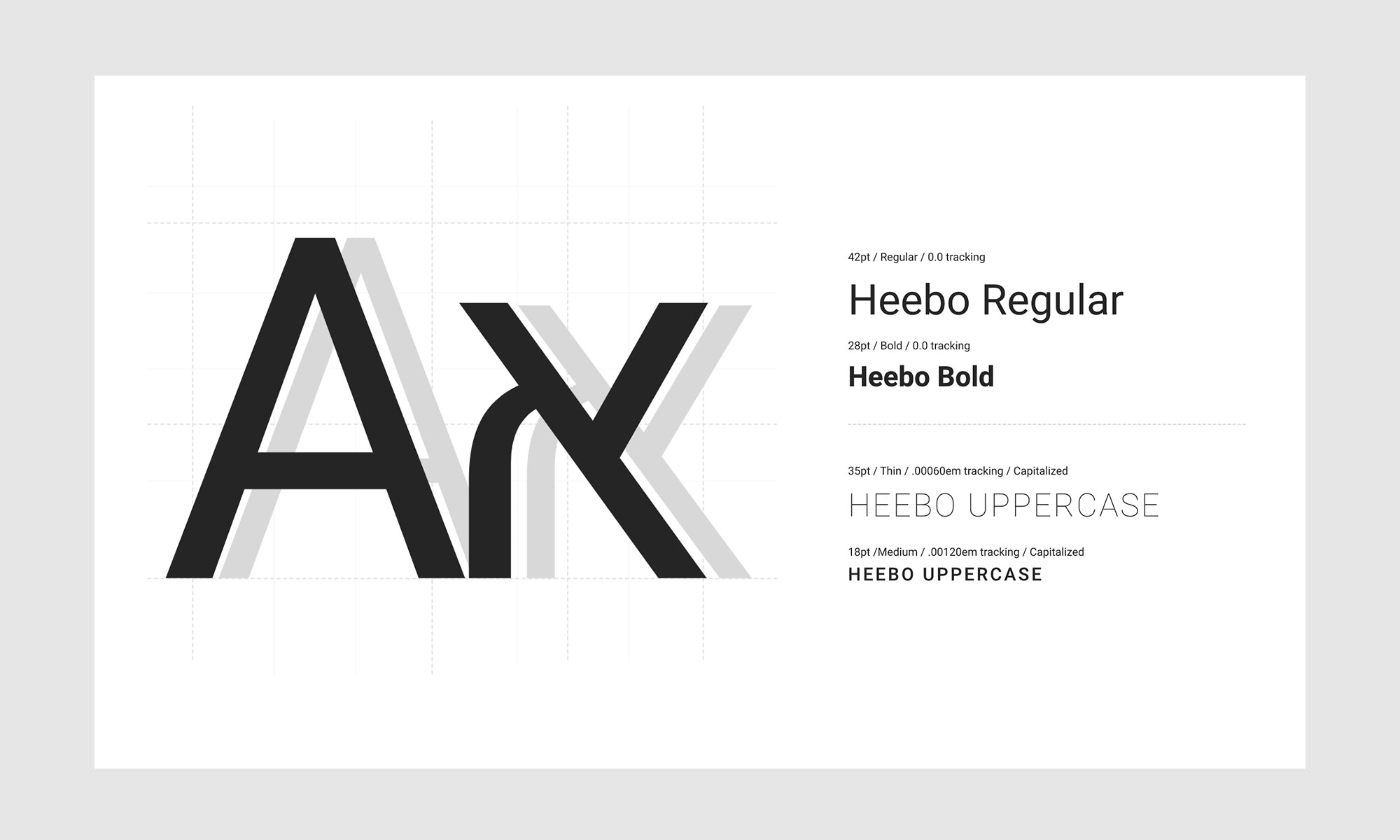 AccuPOS uses Heebo, an open-source font type with English and Hebrew glyphs for its overseas markets