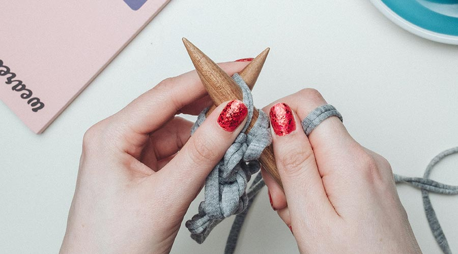 Knitters of Etsy can benefit from their own e-commerce website